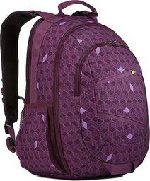 "Plecak Case Logic CASE LOGIC Berkeley II Plecak laptop 15,6"" fioletowy uniwersalny"