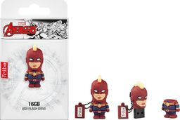 Pendrive Tribe 16 GB Captain Marvel