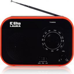 Radio Eltra LAURA Czarny (RELTAUD52)