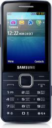 Telefon komórkowy Samsung S5611 Czarny