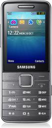 Telefon komórkowy Samsung GT-S5611 Utopia Primo Srebrny (GT-S5611MSAXEO)