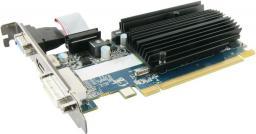 Karta graficzna Sapphire Radeon R5 230 1GB DDR3 (64 bit) HDMI, DVI, VGA, BULK (11233-01-10G)