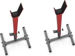 K-Sport Stojaki treningowe do ćwiczeń pod sztangę ławkę gryf 280kg 2 sztuki (KSH012)