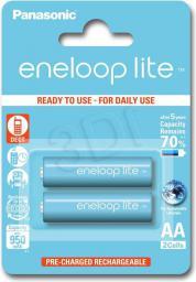 Panasonic Akumulator Eneloop Lite AA / R6 950mAh 2szt.