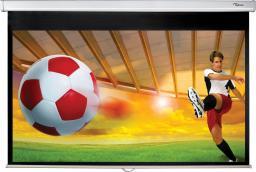 """Ekran projekcyjny Optoma DS-9092PWC 92"""", 16:9, biały mat (203x114,5 cm)"""