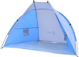 Royokamp  Namiot Osłona Plażowa Sun 200X120X120Cm Szaro-Niebieska Royokamp uniwersalny