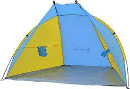 Royokamp  Namiot Osłona Plażowa Sun 200X100X105Cm Błękitno-Żółta Royokamp uniwersalny