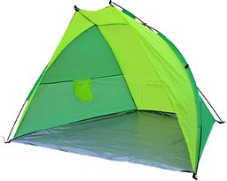 Royokamp  Namiot Osłona Plażowa Sun 200X100X105Cm Seledynowo-Zielona Royokamp uniwersalny