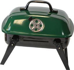 Saska Garden Grill piknikowy Ranger 36x30,5x30cm zielony