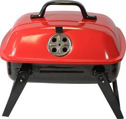 Saska Garden grill piknikowy Ranger 36x30,5x30cm czerwony uniwersalny (245456)