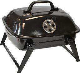 Saska Garden Grill Piknikowy Ranger 36X30,5X30Cm Czarny uniwersalny