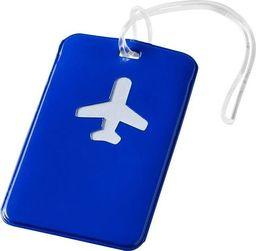Kemer Zawieszka do bagażu KEMER Voyage Niebieska uniwersalny
