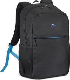 "Plecak RivaCase RIVACASE Regent Plecak laptop 17"" czarny uniwersalny"