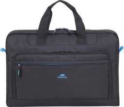 "Torba RivaCase RIVACASE Regent 8059 Torba laptop 17,3"" czarna uniwersalny"