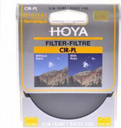 Filtr Hoya POLARYZACYJNY PL-CIR 58 MM SLIM (HOYA-PLC58P-SLIM)