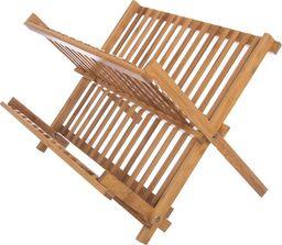 Orion Suszarka do naczyń DREWNIANA ociekacz bambusowy uniwersalny