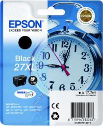 Epson tusz T2711 / C13T27114010 (black)