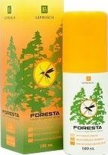 Lefrosch Repelent spray Foresta 30% DEET + IR3535 100 ml uniwersalny