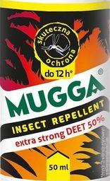 Mugga Mleczko repelent 50% DEET 50ml