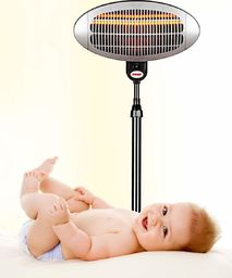 reer Grzejnik elektryczny dla niemowląt stojak REER uniwersalny