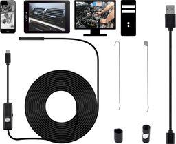 Acurel Endoskop kamera inspekcyjna android 5m 5.5mm sztywny uniwersalny