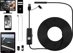 Acurel Endoskop USB HD 8mm o długości 5m ZCF-S VG25 uniwersalny