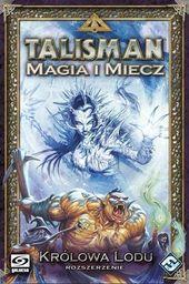 Galakta Gra planszowa Talisman: Magia i Miecz - Królowa Lodu