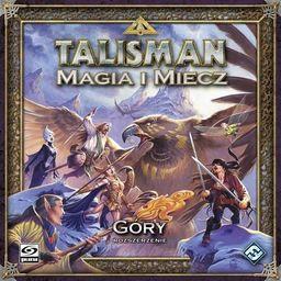 Galakta Gra planszowa Talisman: Magia i Miecz - Góry