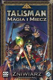 Galakta Gra planszowa Talisman: Magia i Miecz - Żniwiarz