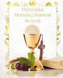 Olesiejuk Pamiątka Pierwszej Komunii Świętej (kielich)