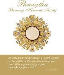 Olesiejuk Pamiątka Pierwszej Komunii Świętej (hostia)