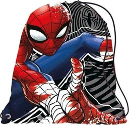 Beniamin Worek na buty Spider Man