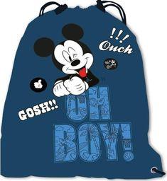 Beniamin Worek na buty Mickey Mouse