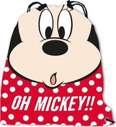 Beniamin Worek na buty Minnie Mouse