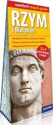 Comfort!map&guide Rzym i Watykan 2w1