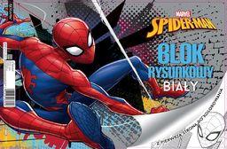 Blok biurowy Beniamin Blok rysunkowy A4/20K biały Spiderman