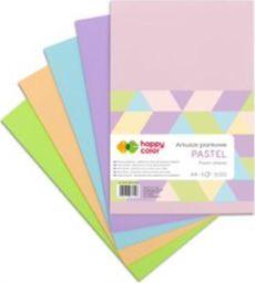 Blok biurowy GDD Arkusze piankowe A4/5K Pastel 5 kolor. HAPPY COLOR