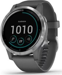 Smartwatch Garmin Vivoactive 4 Szary  (010-02174-02)