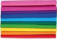 Happy Color Bibuła marszczona 50x200 mix 10 rolek