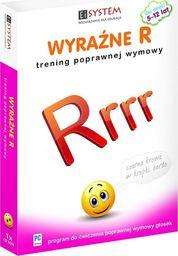 Program Wyraźne R trening poprawnej wymowy CD