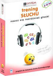 Program Trening słuchu - naucz się rozróżniać głoski