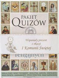 Program Pakiet Quizów Religijnych CD