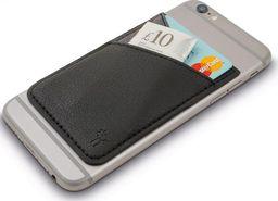 IF Bookaroo Phone Pocket Portfel na telefon czarny
