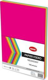 Beniamin Papier ksero A4 80g Mix kolorów neonowy 100 arkuszy