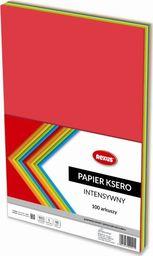 Beniamin Papier ksero A4 80g Mix kolorów intensywny 100 arkuszy
