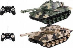Isere Bitwa 2 czołgów na podczerwień