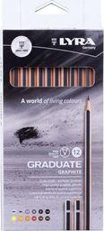 Lyra Ołówki grafitowe 12szt 1171120