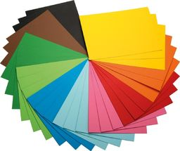 Happy Color Papier ksero A4 80g mix kolorów 200 arkuszy