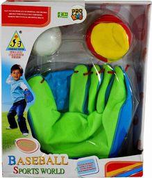 Pro Kids Rękawica Bassballowa + piłki