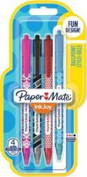 Paper Mate Długopis InkJoy Wrap 100 RT 4 Stk